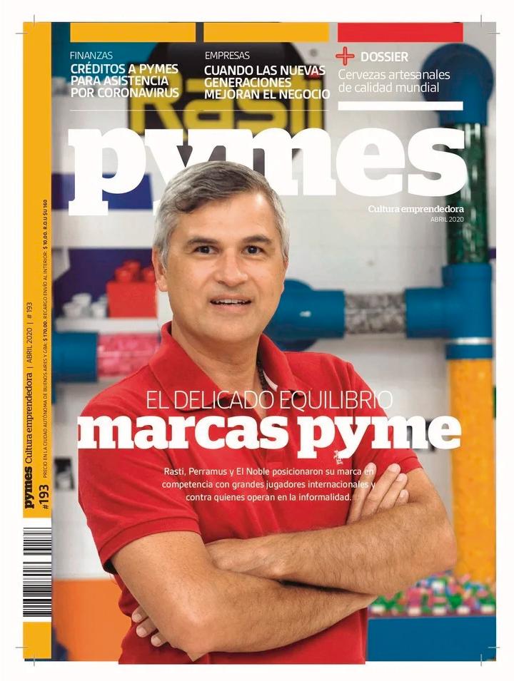 Rasti, El Noble, Perramus: cómo construir marcas pyme
