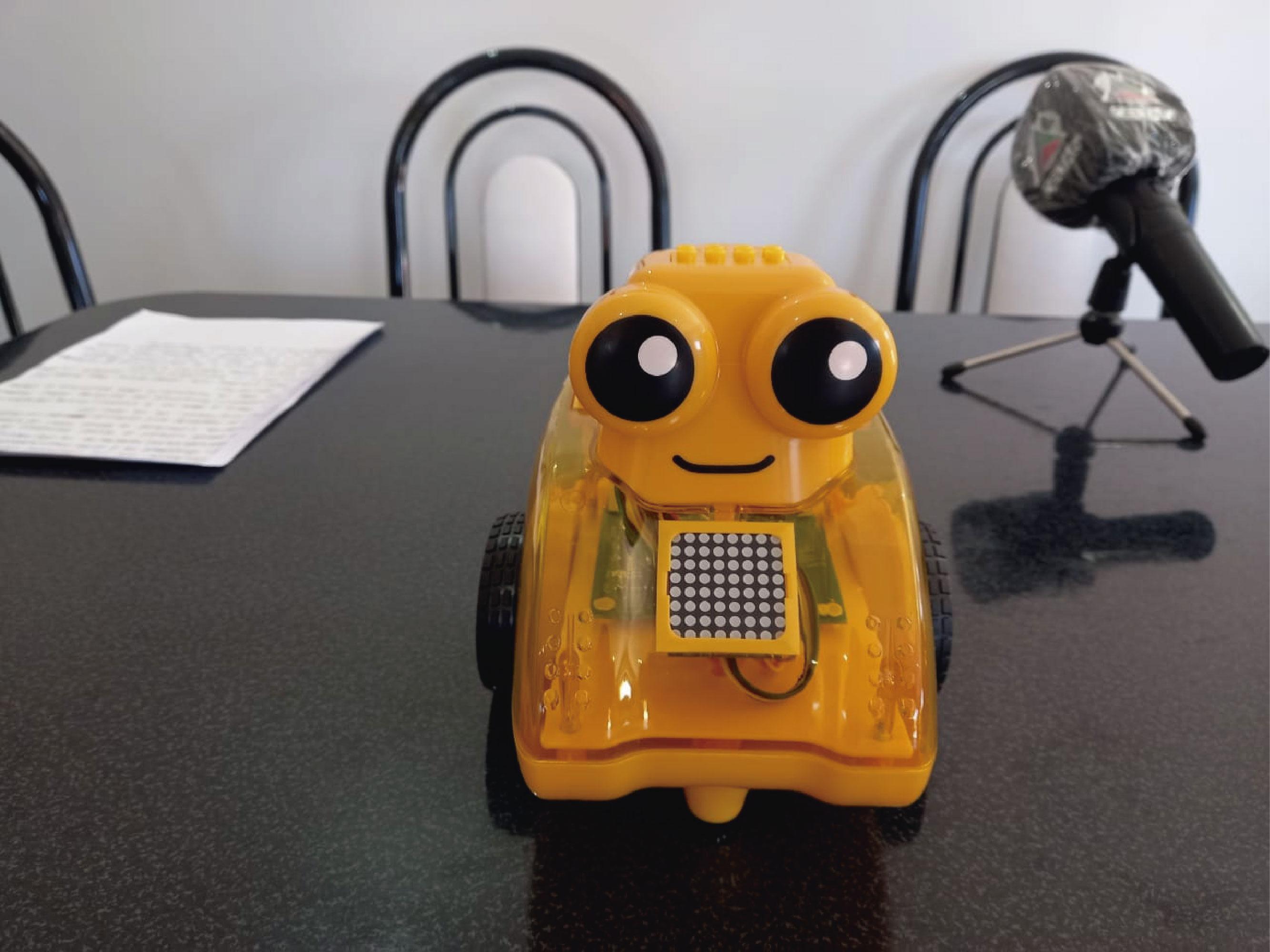 Diputado Pablo Garate presentó un proyecto de robótica educativa para las escuelas del distrito