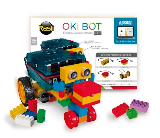 Rasti creció en la pandemia: lanzó robots, talleres y un sitio de venta online